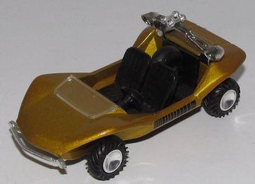 Bertone Shake Buggy | Model Cars