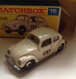 Volkswagen 1500 Saloon | Model Cars
