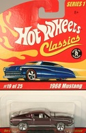 Hot wheels hot wheels classics%252c hot wheels classics series 1 1968 mustang model cars 0d526c39 c1cc 41c4 b4c4 aa23d757d6f6 medium