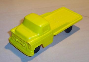 Chevrolet Flatbed Truck | Model Trucks