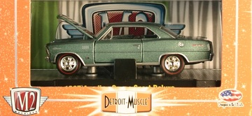 1967 Acadian Canso Sport Deluxe | Model Cars