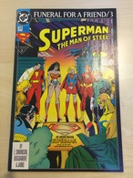Superman The Man of Steel -  Funeral For a Friend / 3 | Comics & Graphic Novels