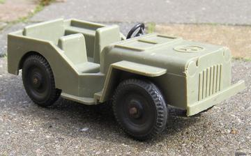 Army Jeep | Model Cars