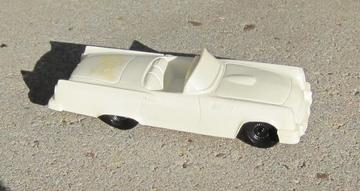 Ford Thunderbird 1957 | Model Cars