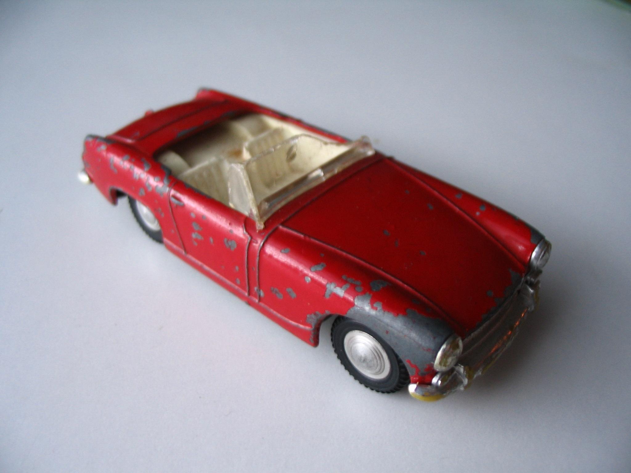 Austin Healey Sprite Mk Iii Model Cars Hobbydb