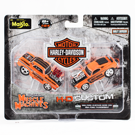 '69 Ford Mustang/'64 Ford Thunderbird 2–Pack | Model Vehicle Sets