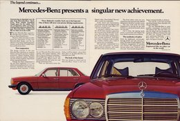 Mercedes benz presents a singular new achivement. print ads 32b71f0b 8ea0 48e8 8f22 49684882ec6b medium