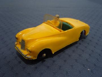 Sunbeam Talbot | Model Cars | rare painted version