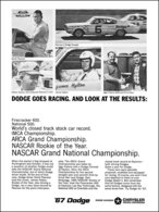 1967 dodge racing ad %2522dodge goes racing   and look at the results%2522 print ads 740f874d e624 4e45 a62f 2ab1969364ce medium