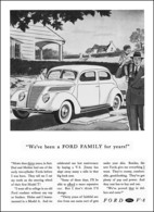 """We've Been A Ford Family For Years!"" 