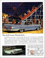 The Thrill Is Pure Thunderbird ... | Print Ads