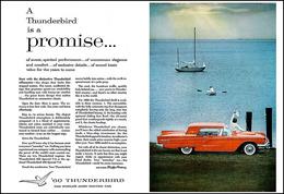 A Thunderbird Is A Promise ... | Print Ads