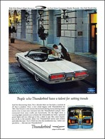People Who Thunderbird Have A Talent For Setting Trends   Print Ads
