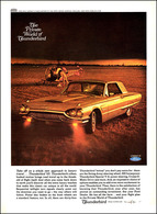 The Private World Of Thunderbird   Print Ads