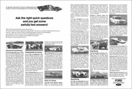 Ask The Right Quick Questions And You Get Some Awfully Fast Answers! | Print Ads