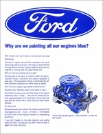 Why Are We Painting All Our Engines Blue? | Print Ads