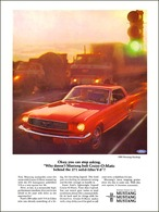 """Okay, You Can Stop Asking. """"Why Doesn't Mustang Bolt Cruise-O-Matic Behind The 271 Solid-Lifter V-8""""? 