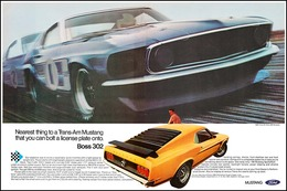 1969 mustang boss 302 ad %2522the nearest thing to a trans am mustang%2522 print ads b09d7aaa 2aa8 4f0e 80bf 30200e9cd8ee medium