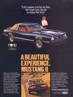 1977 ford mustang ii ghia%252c a beautiful experience. mustang ii print ads 6795c716 bced 4be1 b993 1a21b6ec04c5 medium