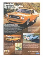 1977 ford mustang ii%252c come feel the sweet handling %252777 mustang ii%2527s. print ads a9657926 de8f 4450 8a44 8038c4a43116 medium