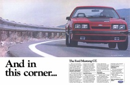 And In This Corner ...   Print Ads