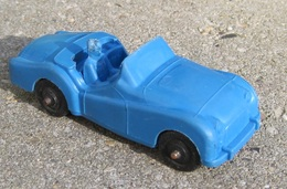 Triumph TR3   Model Cars