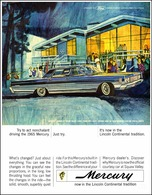 Try To Act Nonchalant Driving The 1965 Mercury. Just Try.   Print Ads