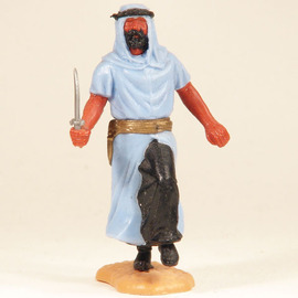 Arab with dagger, left hand down | Figures & Toy Soldiers