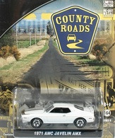 Greenlight collectibles country roads 1973 amc javelin amx model cars f767b4a9 37ac 4b67 a17e 8f976b380fae medium