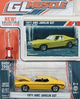 Greenlight collectibles gl muscle 1971 amc javelin sst model cars 84df6e11 3d73 4b6a a9de f66fb7feb0b8 medium