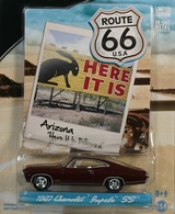 Greenlight collectibles route 66 1967 chevrolet impala ss model cars 111ad258 9c36 4357 8d1b 3a1809526c16 medium