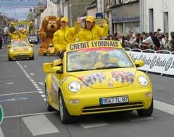 "Volkswagen New Beetle ""Crédit Lyonnais"" | Cars"