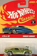 Hot wheels hot wheels classics%252c hot wheels classics series 3 rodger dodger model cars bbe80794 86c2 4cb1 a8ed 4eeae9cecdd6 medium