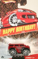 Hot wheels happy birthday%252c walmart exclusive hummer h2 model trucks b83b5553 579b 407b 9400 c5888a636b26 medium