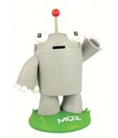Roger Mozbot   Vinyl Art Toys