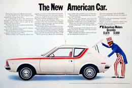 The New American Car. | Print Ads