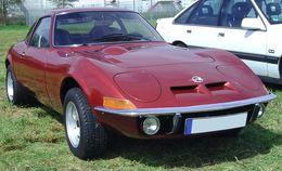 Opel GT 1900 | Cars