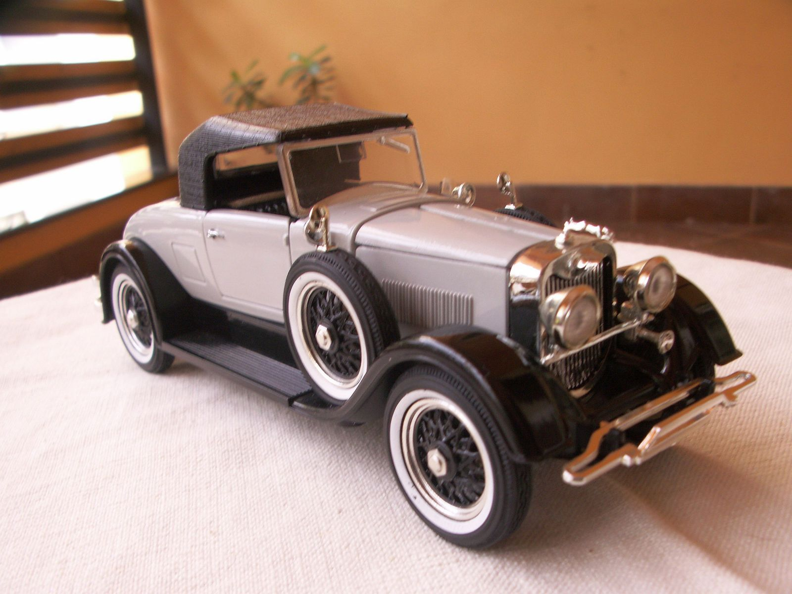 1928 Lincoln Coupe Roadster Model Cars Hobbydb