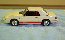 1984 Ford Mustang GT Convertible  | Model Car Kits | Caption Text