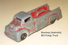 Brentoys pickup truck model trucks 8c846857 5aa9 49a7 8997 aa02781395c4 medium