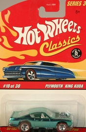 Plymouth King Kuda | Model Cars