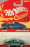Plymouth King Kuda   Model Cars