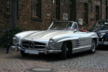 Mercedes-Benz 300SL Roadster | Cars