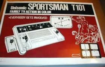 Sportsman T101 | Video Game Consoles