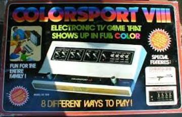 Colorsport VIII | Video Game Consoles