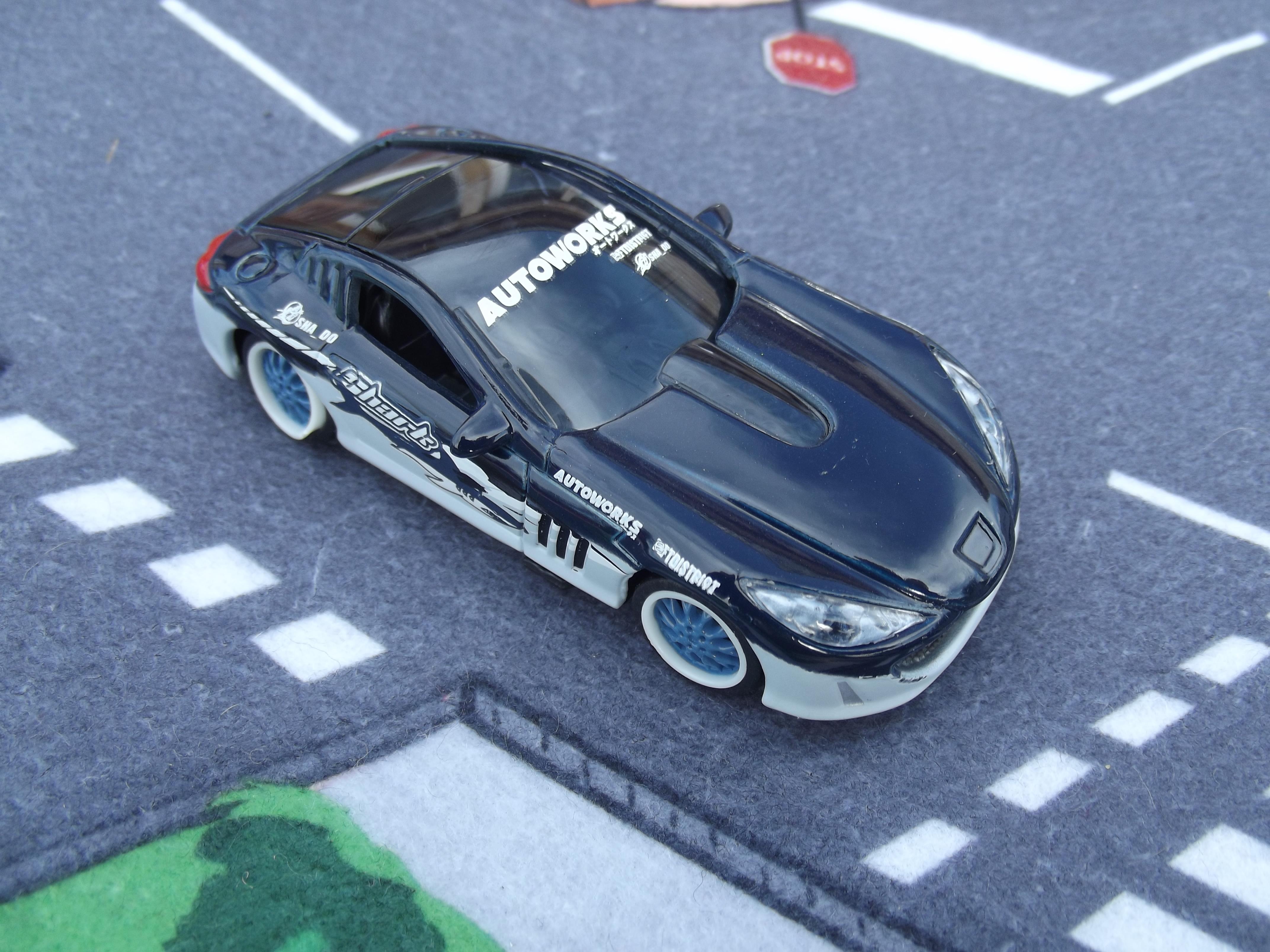 peugeot 907 v12 shark | model cars | hobbydb