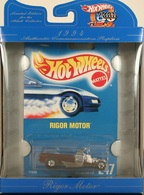 Hot wheels hot wheels 30th anniversary%252c 1994 authentic commemorative edition rigor motor model cars c9443880 ba85 4d73 8ee0 d1582c7eed70 medium