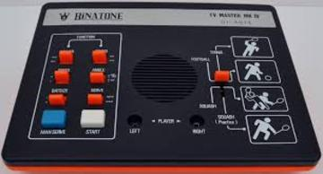 Binatone TV Master MK IV | Video Game Consoles