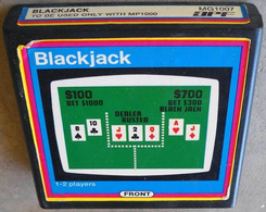 Black Jack | Video Games