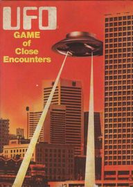 UFO Game of Close Encounters | Board Games
